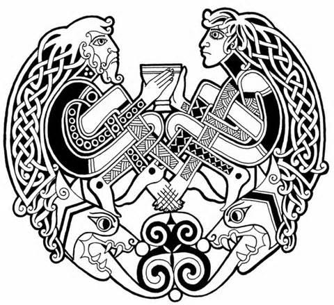 Celtic art  - 2