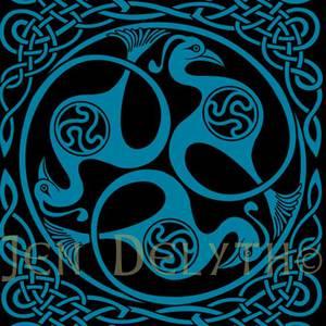Celtic Birds - 1