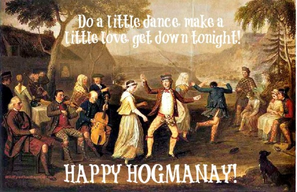 Happy Hogmanay - 1