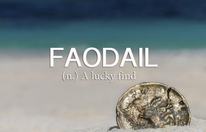 Scottish Gaelic Words - 10